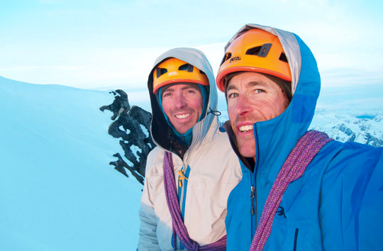 New Routes on Mount Bradley - Alpinist