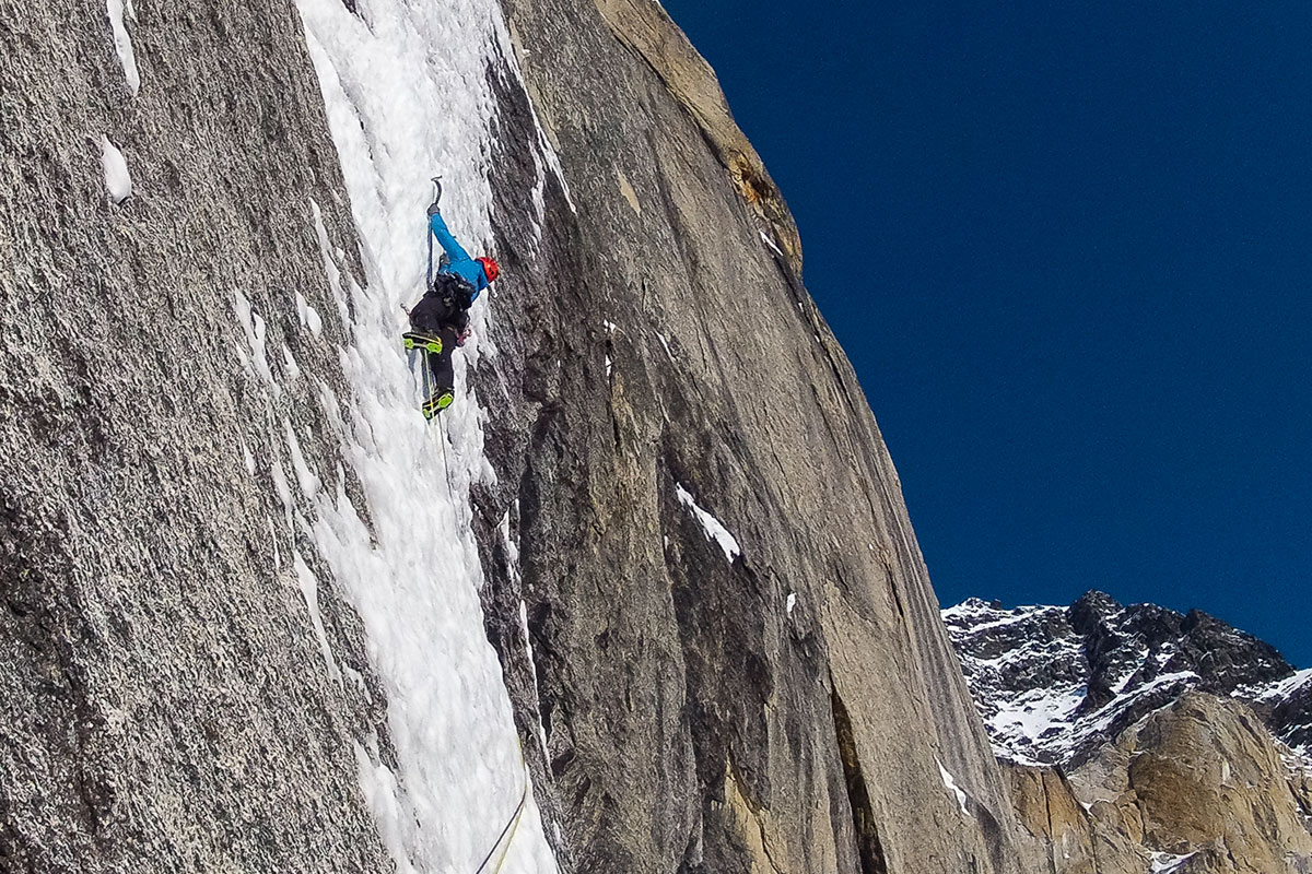 Twisted Stair - American Alpine Journal